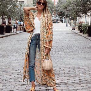 Spell & The Gypsy Delirium Kimono NWT